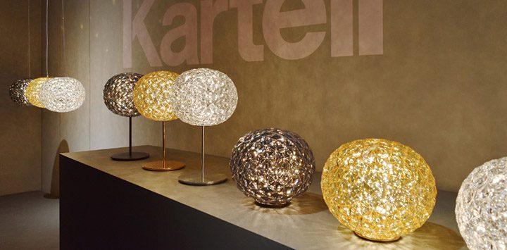 Kartell - Lampe Planet