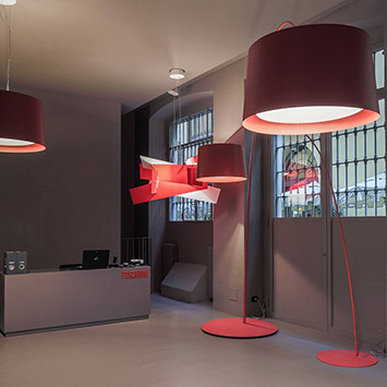 Foscarini - Twiggy et Big Bang