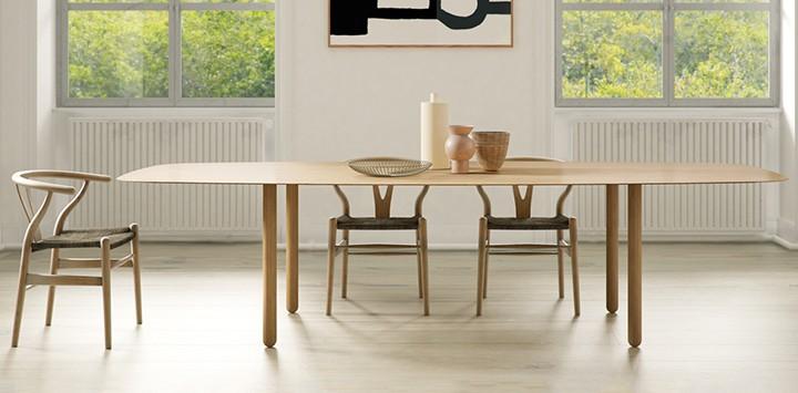 Punt - table Maeda