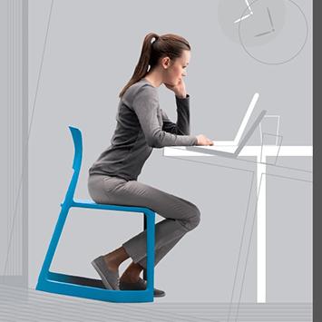 Vitra - Chaise Tip Ton