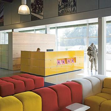 USM - Banque d'accueil