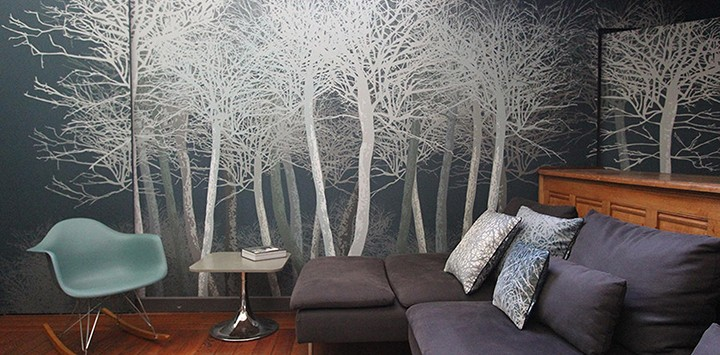 Conceptuwall - Décor mural Sherwood