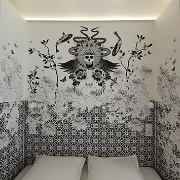 Conceptuwall - Décor mural Tattoo