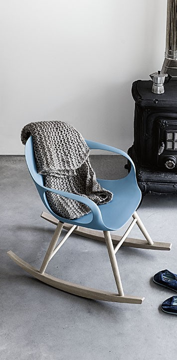 Kristalia - Elephant Rocking Chair