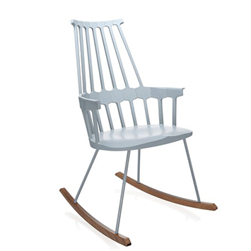 Kartell - Rocking Chair Comback