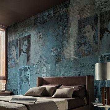 Wall&Deco - Décor mural Paparazzi