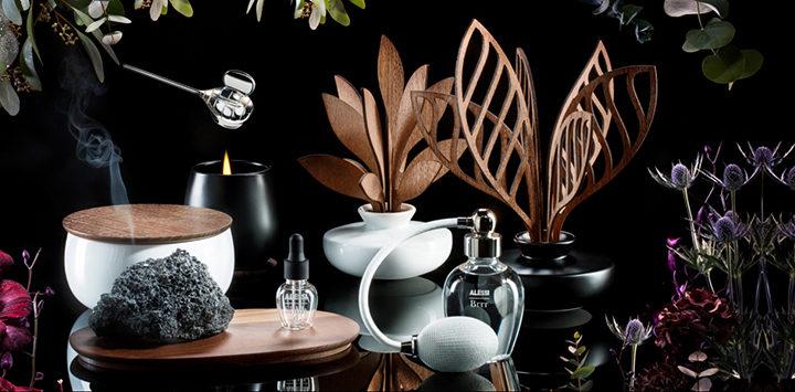 Parfum d'ambiance The five seasons