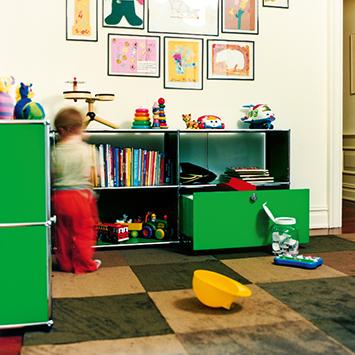 Rangement pour chambre d'enfants