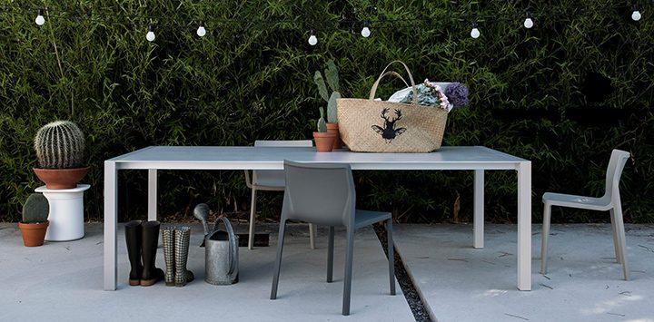 Table Sushi et chaises LP