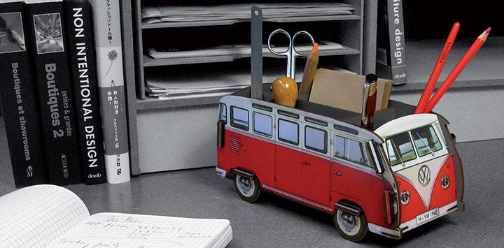 Pot à crayons VW